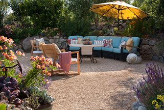 Oversized Garden Furniture