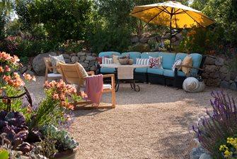 Oversized Garden Furniture