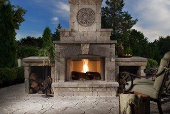 Brighton Fireplace