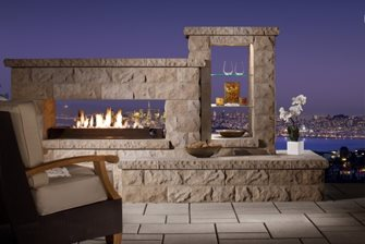 Euro Fireplace