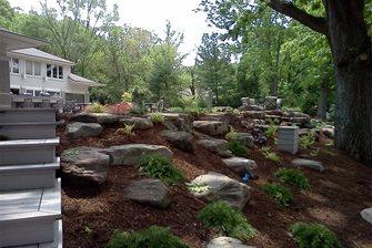 Pennsylvania Fieldstone Boulders