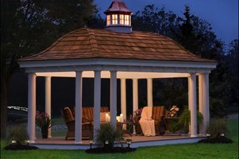 Customizable Gazebos