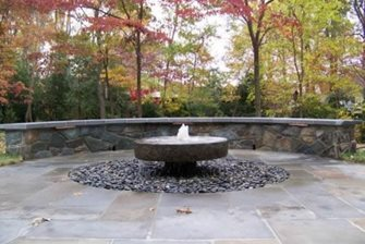 Granite Millstone Fountains