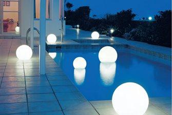 Floating moonlight