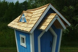 Crooked Playhouses