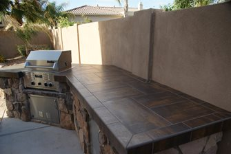 Remodeled BBQ