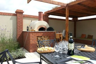 Wood Fired Ovens by Jamie Oliver