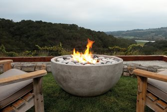 The Infinite Artisan Fire Bowl.