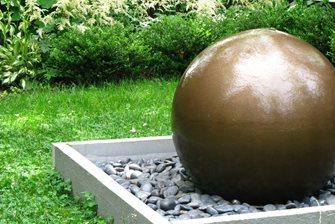 Spherical Fountain