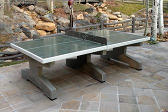 Outdoor Table Tennis Bravado Outdoor Products Roseburg, OR