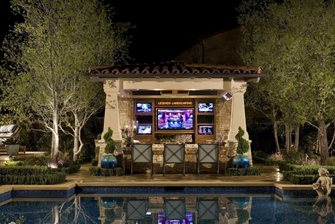 outdoor sports bar