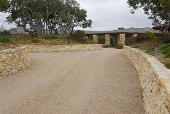 Decomposed Granite Can Be Used To Create A Casual Driveway Or Patio.  Landscaping Network In Calimesa, CA.