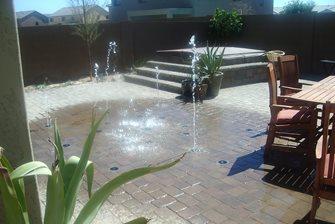 residential splash pad