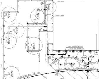 Sprinkler Plan Landscaping Network Calimesa, CA
