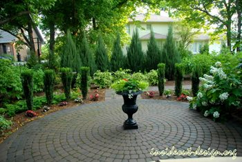 circular pavers