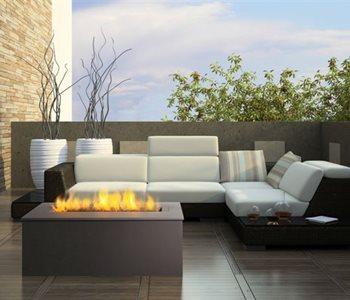 Regency Plateau Fireplace