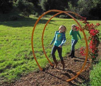 Re-Imagined Garden Trellises