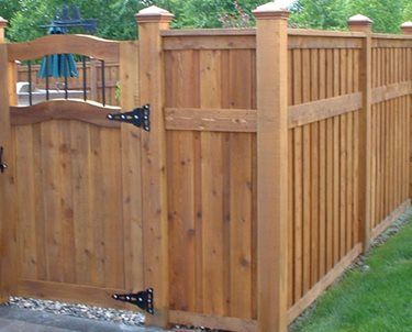 Privacy Fence Paradise Restored Landscaping Portland, OR