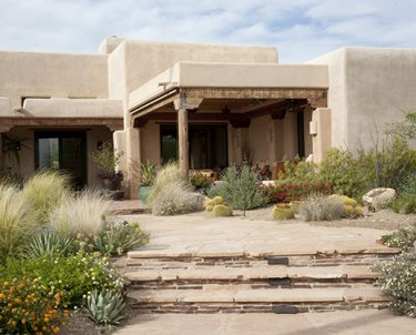 Southwest Landscape Design Swimming Pool Boxhill Landscape Design Tucson, AZ