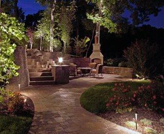 Outdoor Living, Lighting McKay Landscape Lighting Omaha, NE