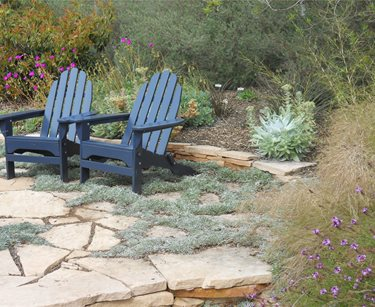 Adirondack Chairs Landscaping Network Calimesa, CA