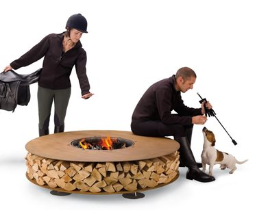 3 in 1 Fire Pit