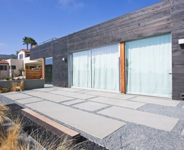 Concrete, Modern, Patio DC West Construction Inc. Carlsbad, CA