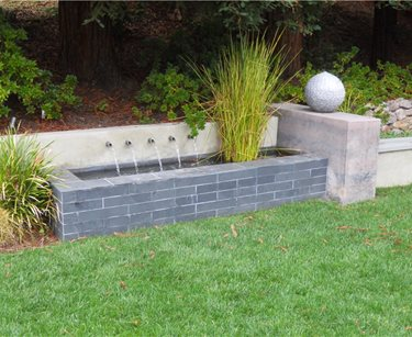 Install a Wall Fountain