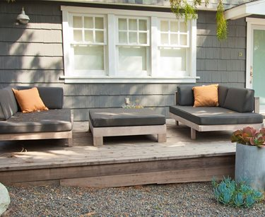 Patio Furniture, Modern, Gray Landscaping Network Calimesa, CA