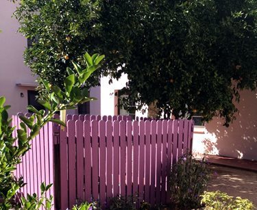 Purple Fence Landscaping Network Calimesa, CA