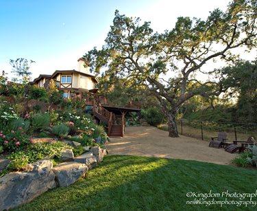 California Backyard Swimming Pool Lifescape Designs Simi Valley, CA