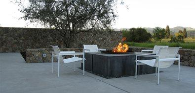 Fire Pit Cagwin & Dorward Novato, CA