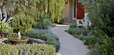 Small Front Yard Design