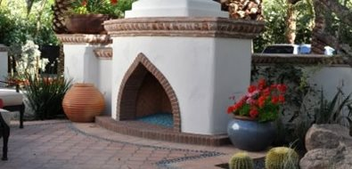 morrocan landscaping exteriors
