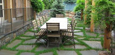 Mediterranean Landscaping Classic Masonry Ltd. Putnam Valley, NY