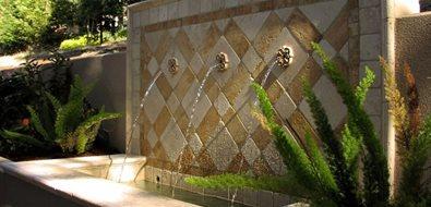 Three Spout Fountain