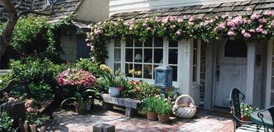 front yard cottage gardens