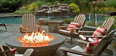 Fire Pit Chairs Northeast Landscaping Walnut Hill Landscape Company Annapolis, MD