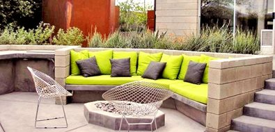 Modern Patio Design