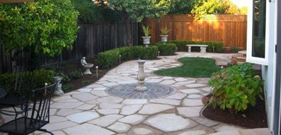 Landscaping san jose landscaping network for Landscape design san jose
