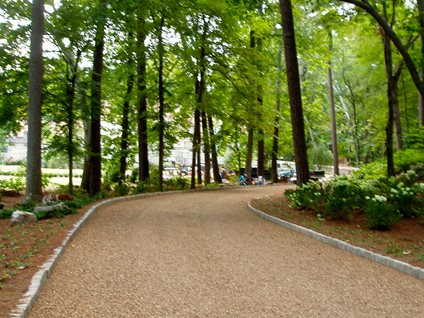 Gravelpave, Porous Paving System Invisible Structures