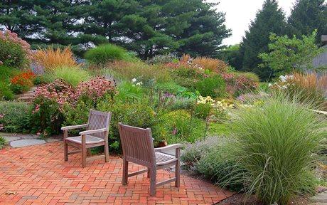 Naturalistic Planting Scheme