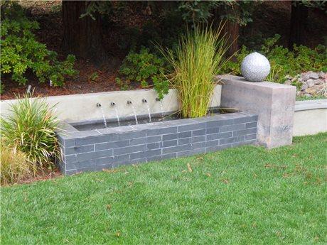 Custom Fountain, Wall Fountain