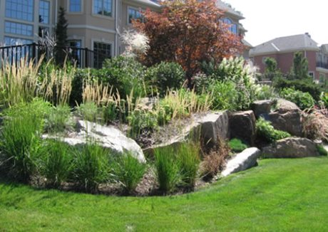 Natural Stones, Retaining Cipriano Landscape Design Mahwah, NJ