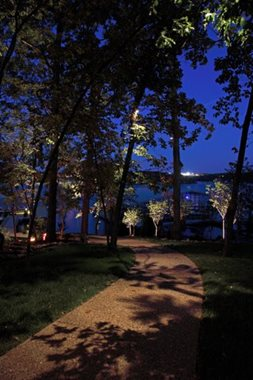 Path, Lighting, Down McKay Landscape Lighting Omaha, NE