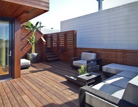 Ipe Rooftop