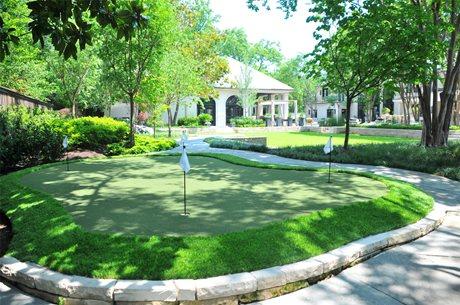 Texas Estate Garden Landscaping Network