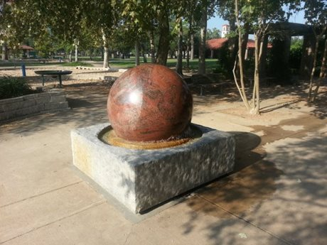 Hermann Park Houston, Kugel Ball