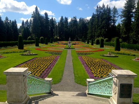 Manito Park Spokane, Duncan Gardens DrBjorn - Creative Commons (flickr) ,