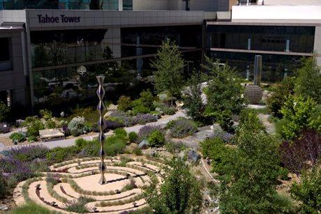Reno Healing Garden Ideas